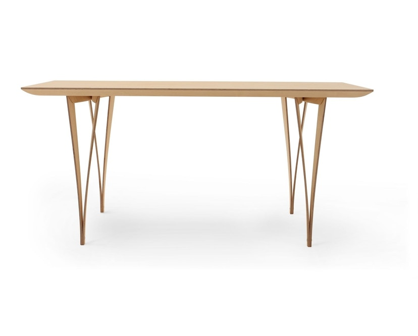 Moormann - Spanoto Tisch - Birke/Birke - S - beige - 2