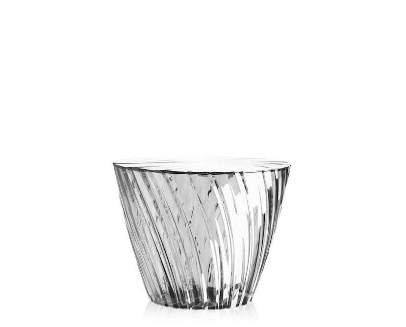 Kartell - Sparkle bijzettafel - glashelder - 1