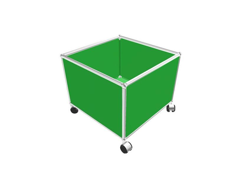 USM Haller - Spielzeugkiste - grün - 1