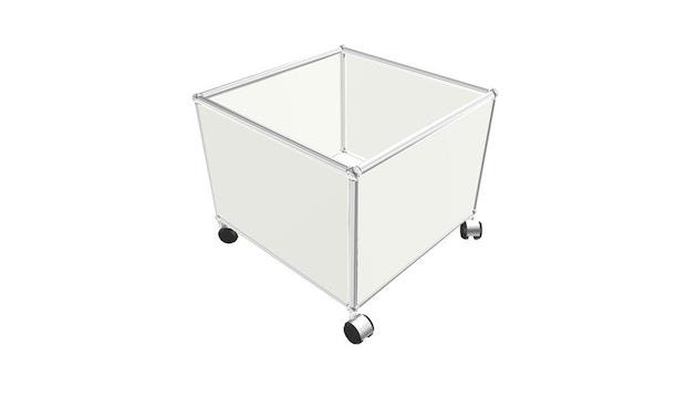 USM Haller - Spielzeugkiste - weiß - 1