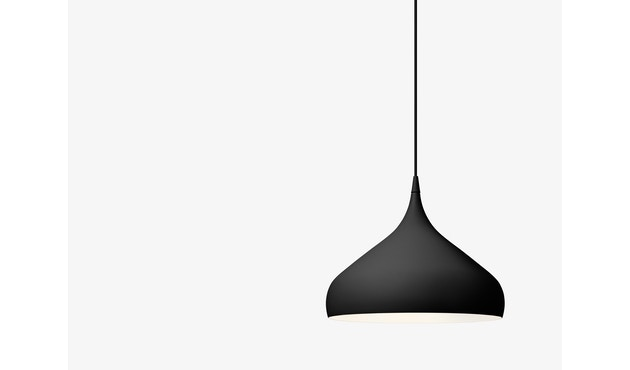 andTRADITION - Spinning Pendant BH2 - suspension - noir mat - 7