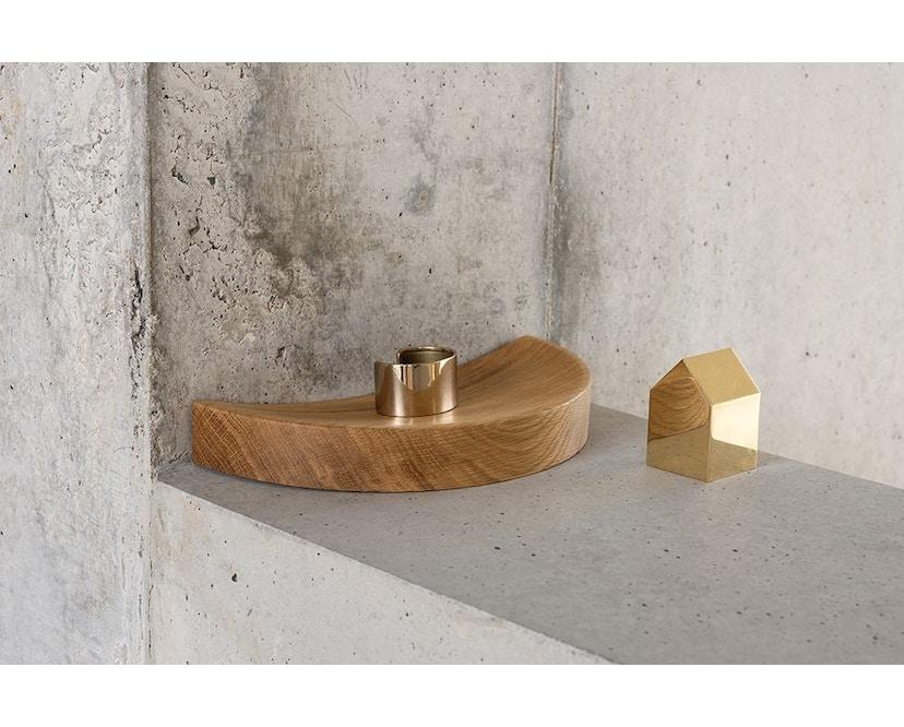 Schönbuch - Split Bowl Schale - .12 Eiche natur geölt - 2