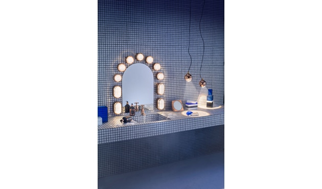 Tom Dixon - Spot Surface IP44 Wandleuchte - oval - 7
