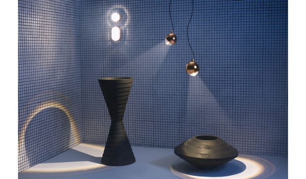 Tom Dixon - Spot Surface IP44 Wandleuchte - rund - 6