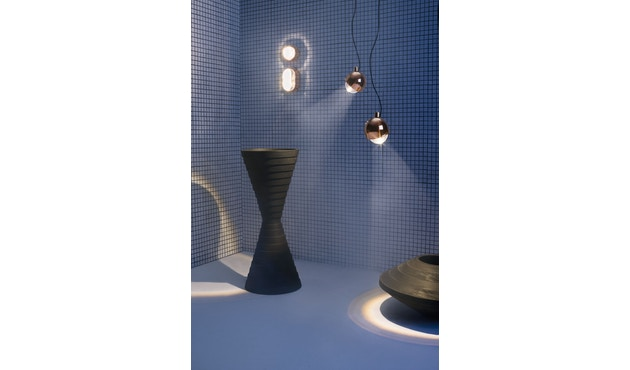 Tom Dixon - Spot Surface IP44 Wandleuchte - rund - 7