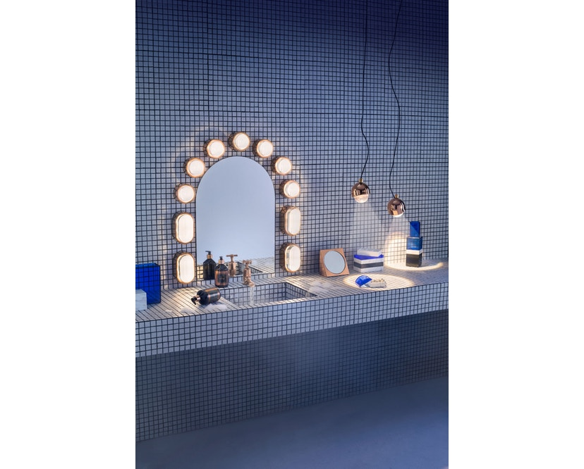 Tom Dixon - Spot Surface IP44 Wandleuchte - rund - 8