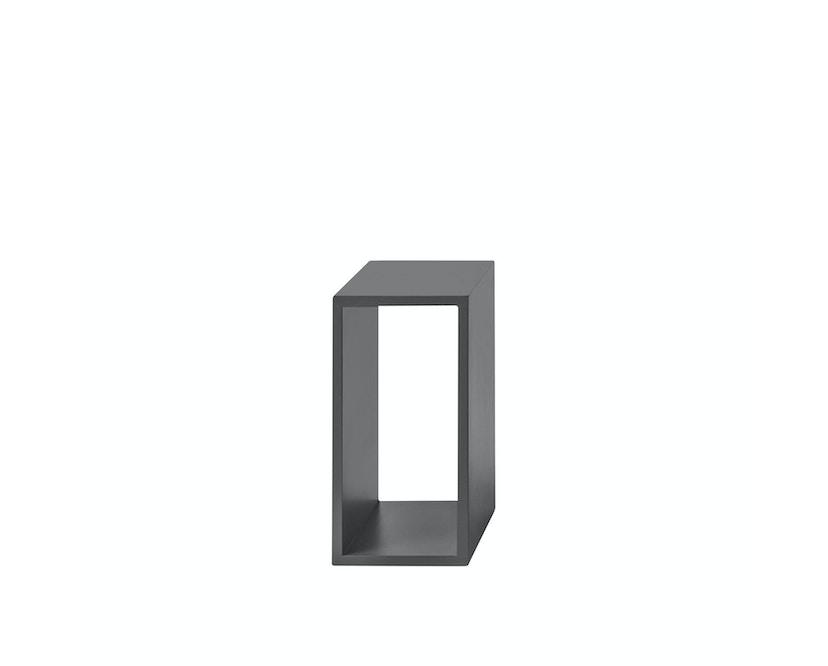 Muuto - Stacked 2.0 - OhneRückwand - gris - petit - 1
