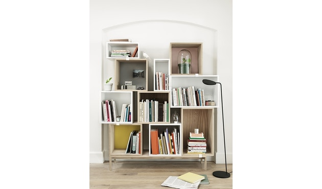 Muuto - Stacked - light grey - Element klein - 3