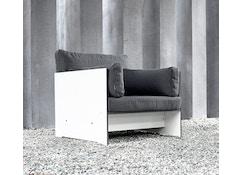 Polster Set für Sessel Riva Lounger