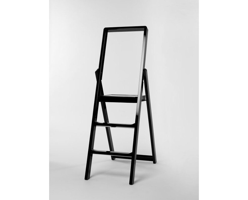 Design House Stockholm - Step ladder - zwart - 1