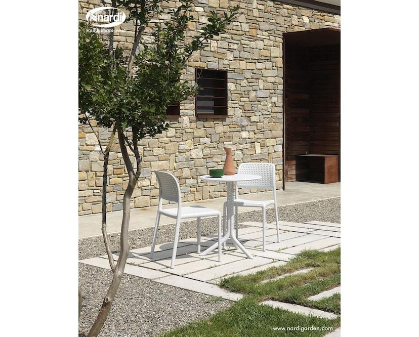 Nardi - Step Tisch - weiß - 5