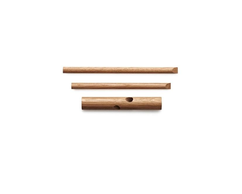 Normann Copenhagen - Sticks Haken - natur - 2stk - 2