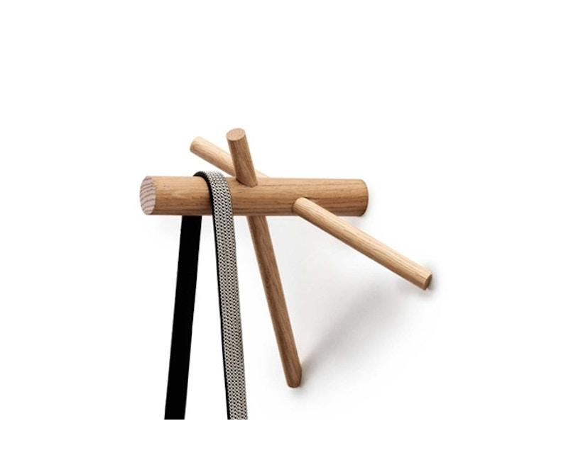 Normann Copenhagen - Sticks Haken - natur - 2stk - 3