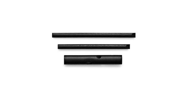 Normann Copenhagen - Sticks kledingkast - zwart - 2