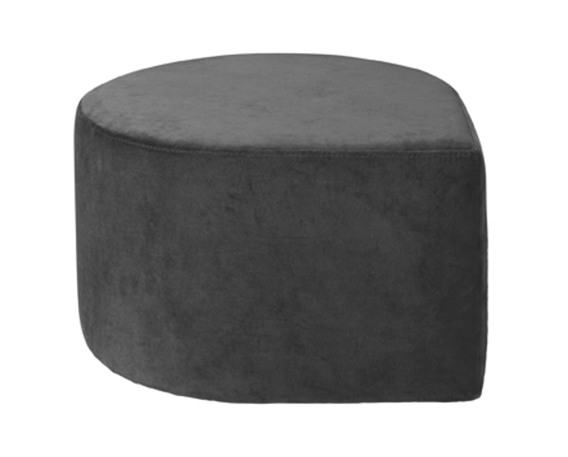 AYTM - Stilla Pouf - Anthracite - 1