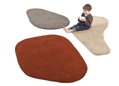 Stone wool Teppich