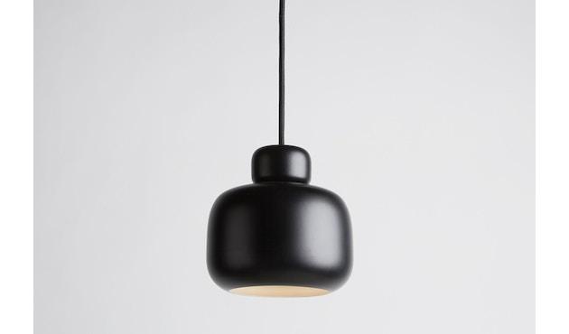 Woud - Stone Pendelleuchte - Black - S - 2