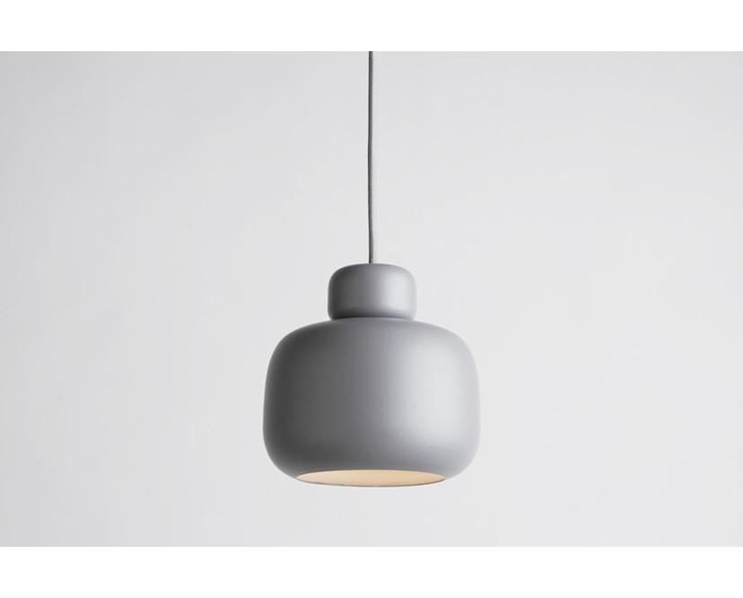 Woud - Stone Pendelleuchte - Grey - S - 2