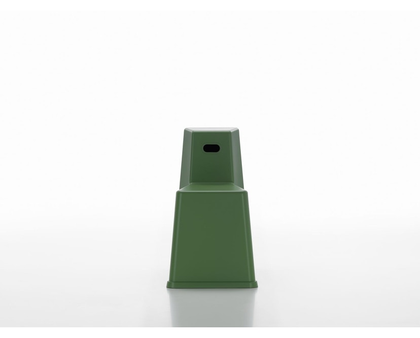 Vitra - Stool-Tool - industriegrün - 7