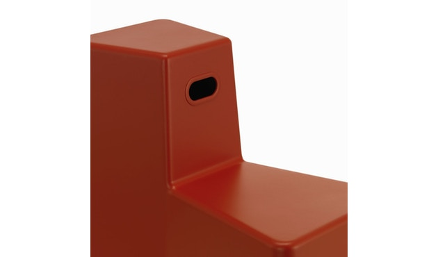 Vitra - Stool-Tool - poppy red - 10