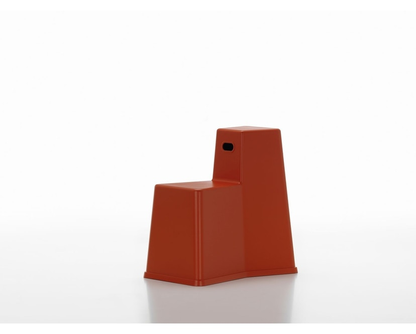 Vitra - Stool-Tool - poppy red - 1