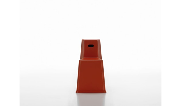 Vitra - Stool-Tool - poppy red - 2
