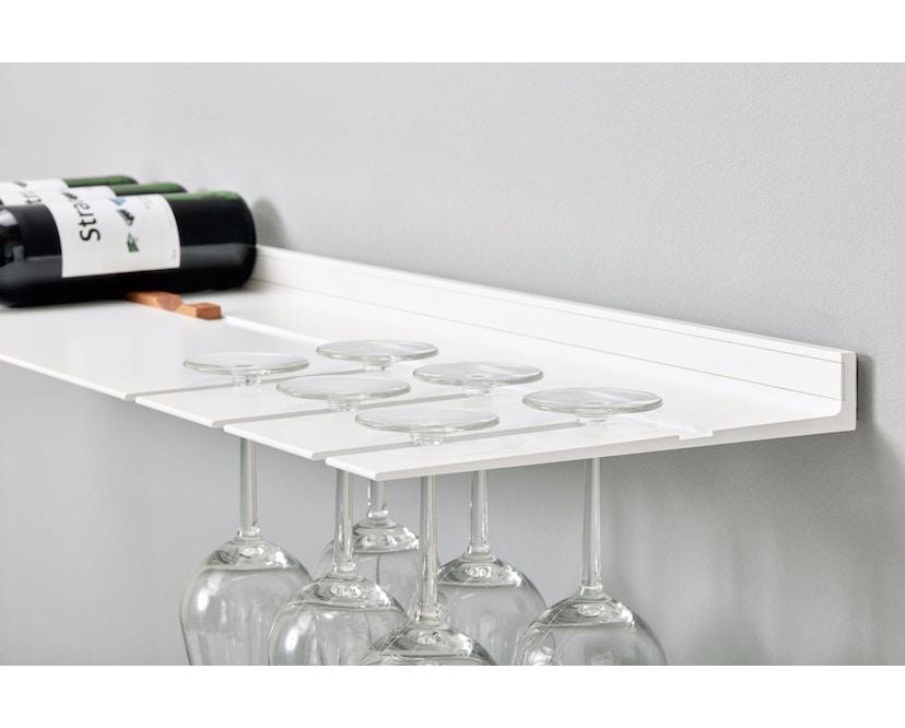 Strackk - Wine Strip für Strackk Regal - 50 cm - 8