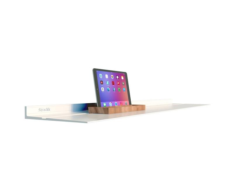Strackk - Tablet / Handyhalter für Strackk Regal - 6