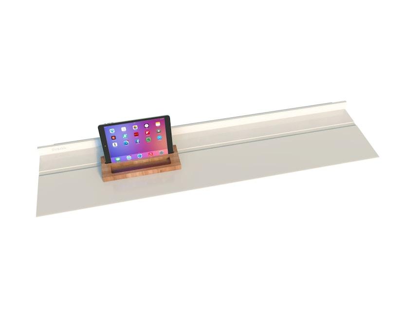 Strackk - Tablet / Handyhalter für Strackk Regal - 8