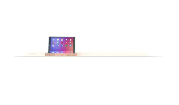 Strackk - Tablet / Handyhalter für Strackk Regal - 5
