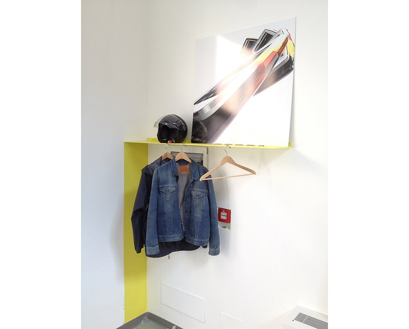Strackk - Fashion Wandregal - schwarz - 110 cm - 4