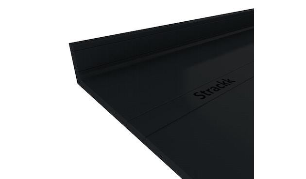 Strackk - Original wandrek - 50 cm - zwart structuur - 2