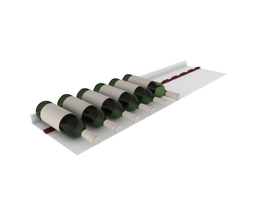 Strackk - Wine Strip für Strackk Regal - 50 cm - 4