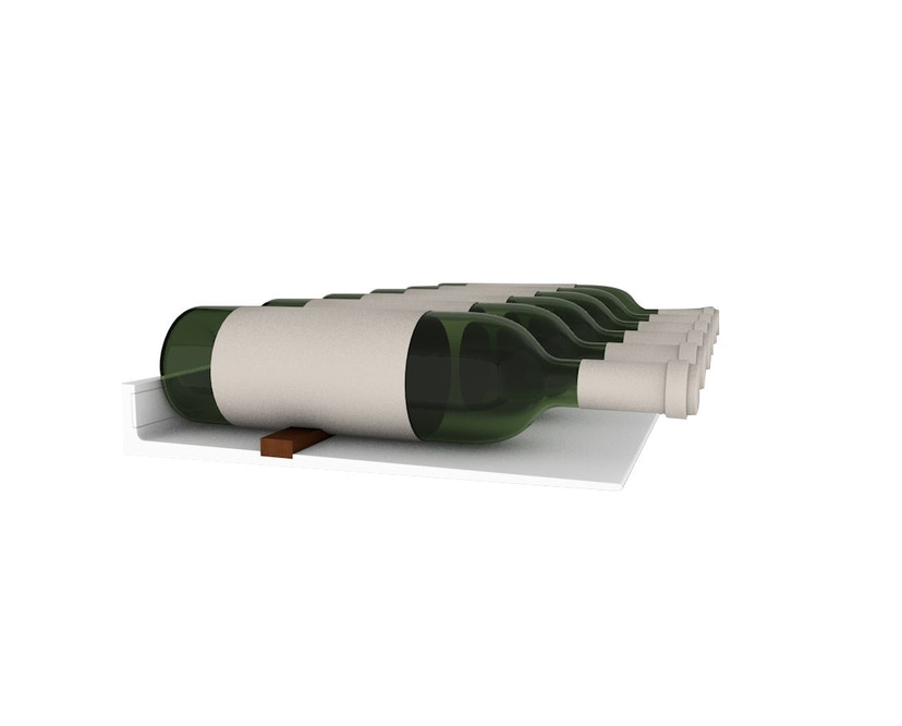 Strackk - Wine Strip für Strackk Regal - 50 cm - 5