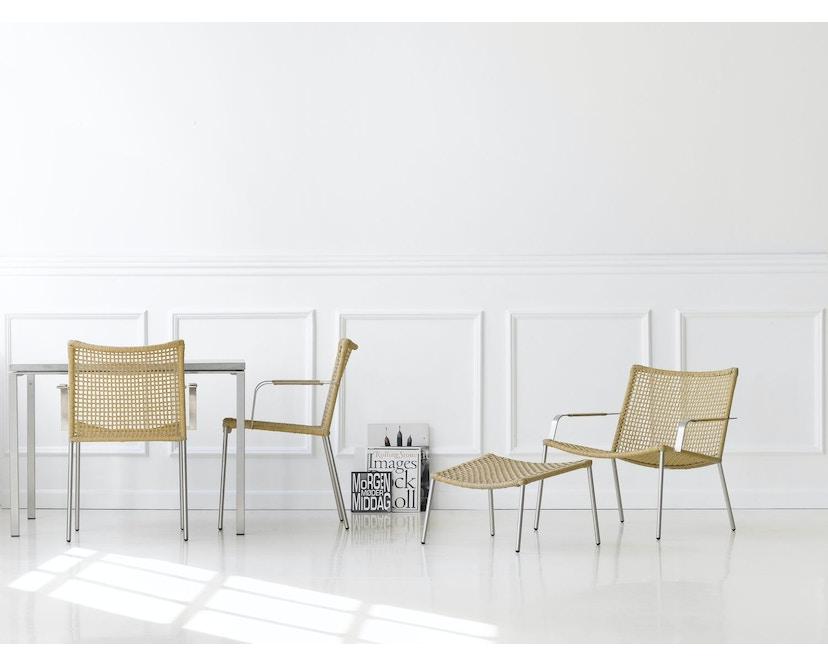 Straw Indoor Armlehnstuhl