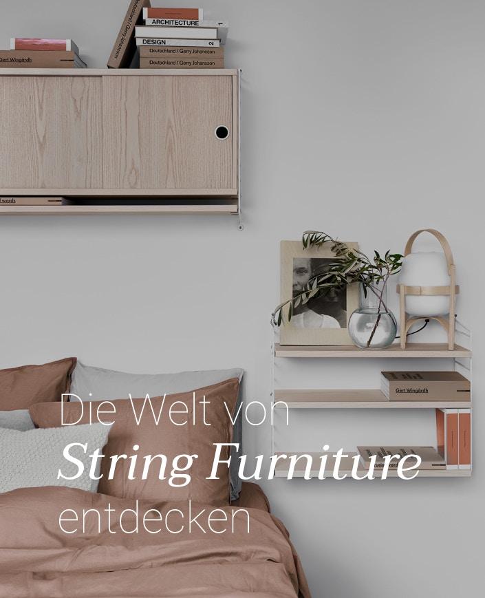 String Furniture Markenshop Übersicht
