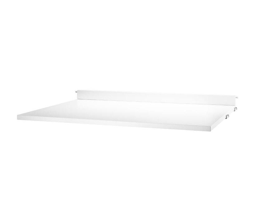 String - Schreibtischplatte - weiß - 1