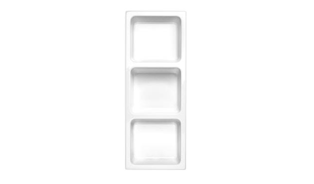 String - Aufbewahrungseinsatz - Kunststoff - weiß - 1