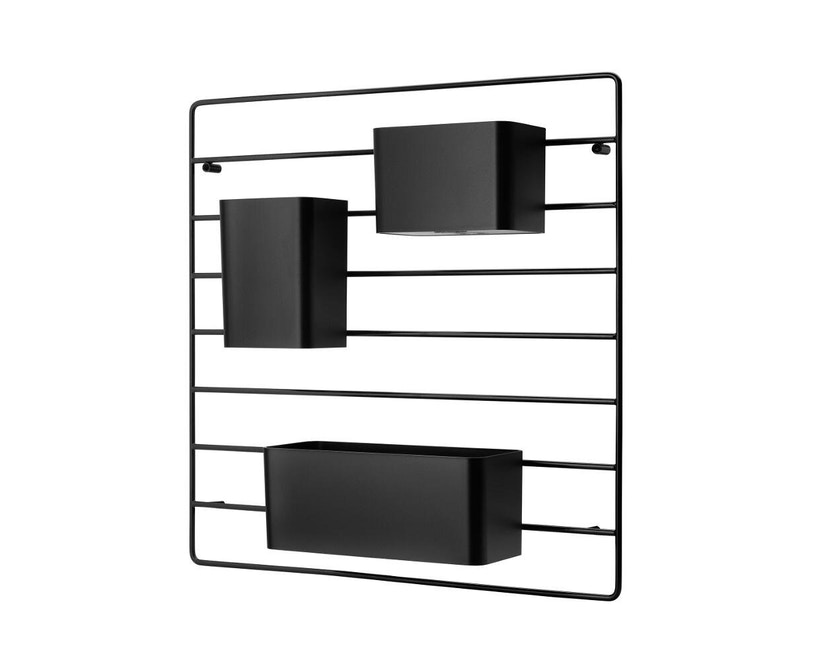 String - Organizer Boxen - grau - 1