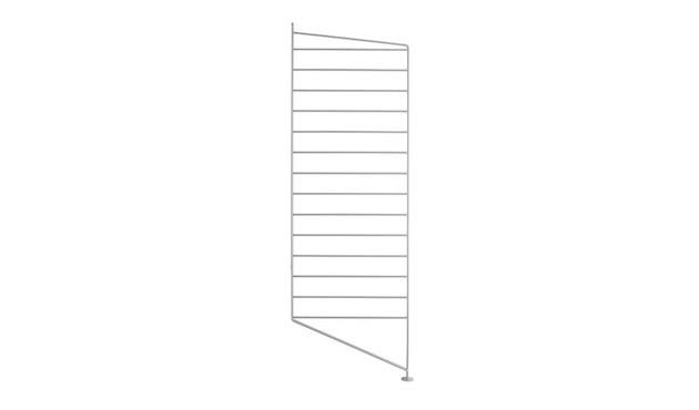 String - Regal Bodenleiter - grau - einzeln, 85 x 30 cm - 1