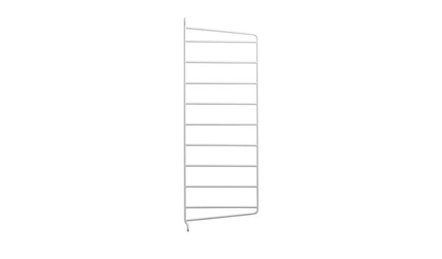 String - Regal Wandleiter - weiß - einzeln, 50 x 20 cm - 1