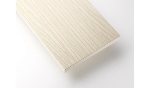 String - Regalböden 3er Set - esche - 58 x 20 cm - 2