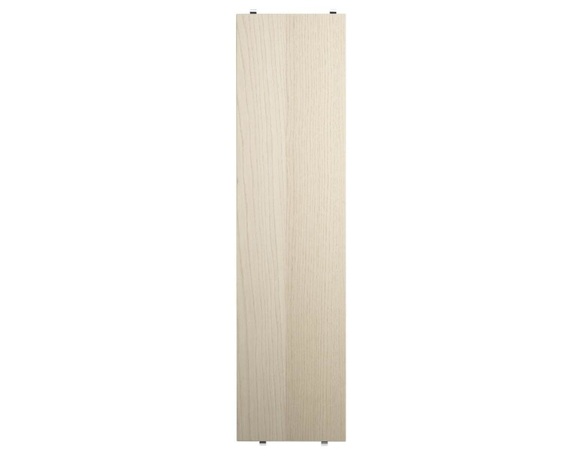 String - Regalböden 3er Set - esche - 58 x 20 cm - 1