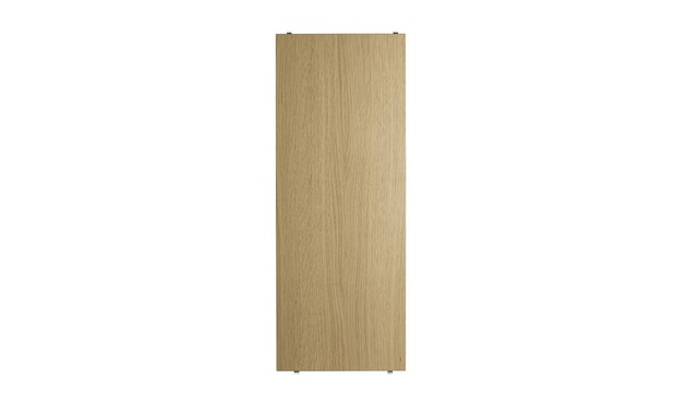 String - Regalböden 3er Set - weiß - 58 x 30 cm - Eiken - 78 x 30 cm - 1