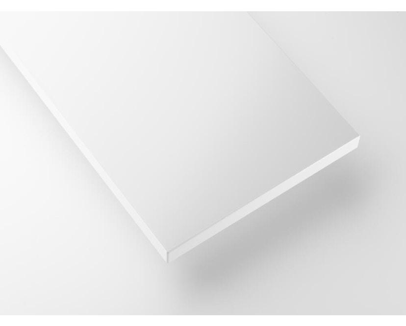 String - Regalböden 3er Set - weiß - 58 x 20 cm - 2