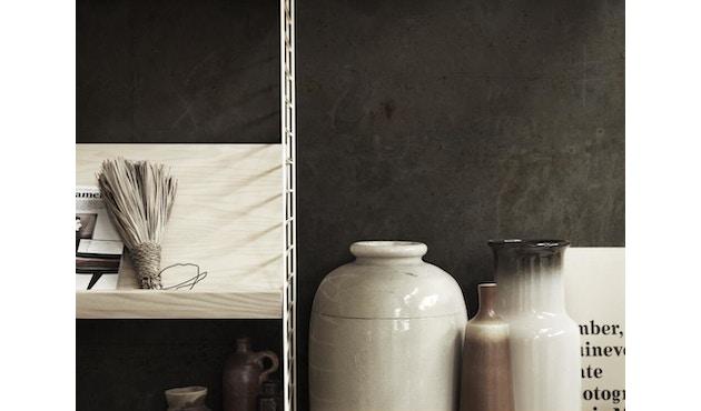 String - Zeitschriftenablage Holz - eiche - 58 x 30 cm - 2