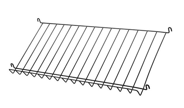 String - Zeitschriftenablage Metall - schwarz - 1