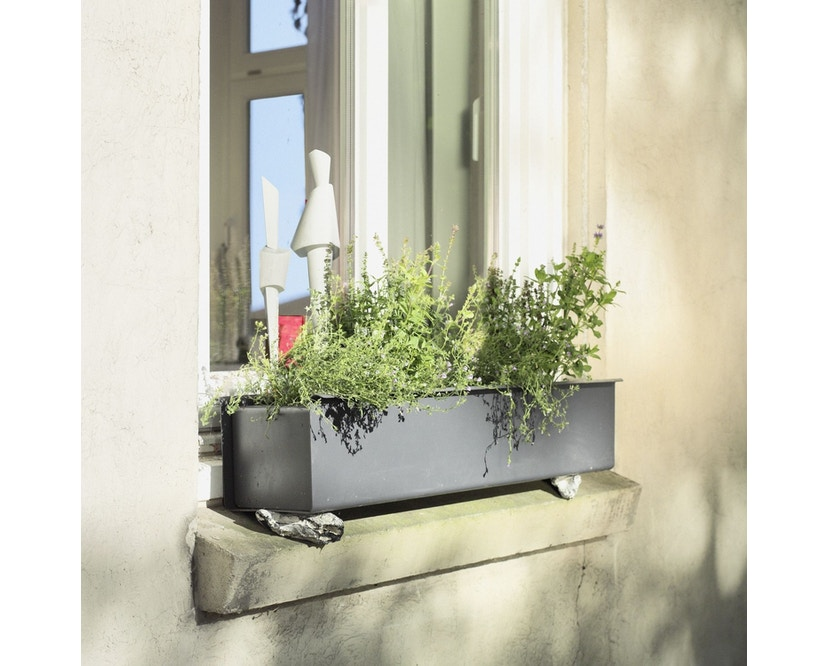 Flora - Sunset Bloemenpot - 65 cm - lichtgrijs - 2