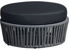 Tabouret de salon ou Table d'appoint Sunderland Rope XL