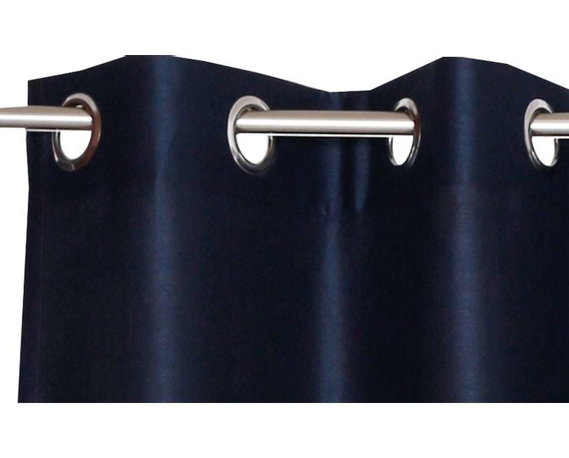 SCHÖNER WOHNEN-Kollektion - Amelie Ösenschal 140x250cm - bordo-nachtblau - 3